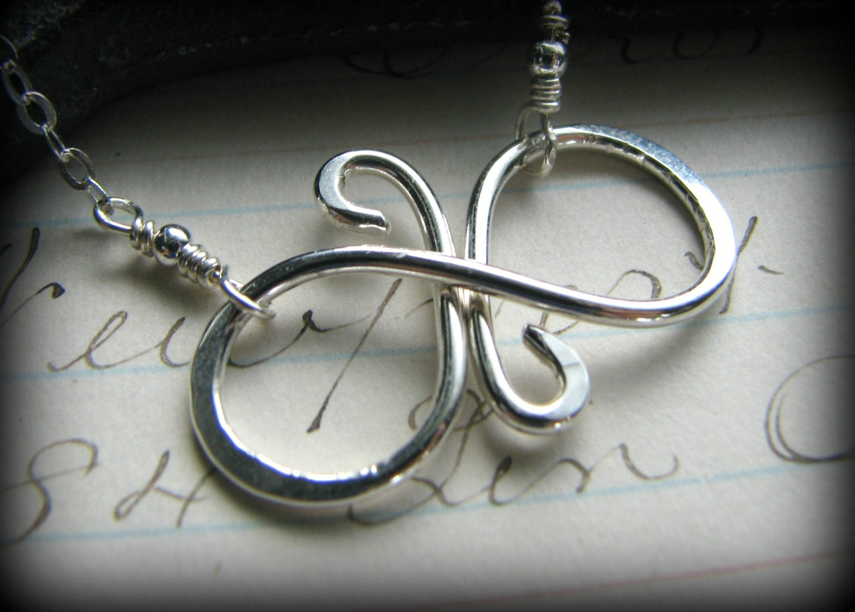 Graduation eternal love necklace infinity eternity symbol zoom biocorpaavc Gallery