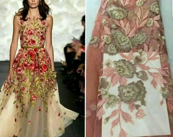 Elegent fashion lace fabric dress lace fabric guipure lace wedding lace fabric bridal lace