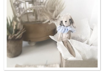 March creations, lamb gift set. gifts for her, special occasions, pop this in your pocket for little wanderers