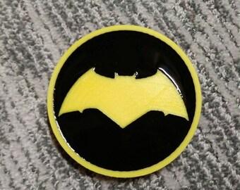 Set of 4 Batman 3D Printed Coasters