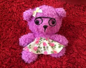 Crochet fleece molly Mae geek