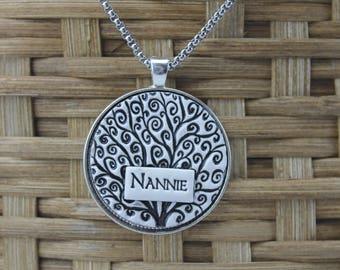 Nannie Pottery Necklace