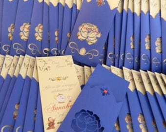 Beauty and The Beast invitations. Beauty and The Beast rose invitations. Beauty and The Beast invitations. Beauty and The Beast wedding