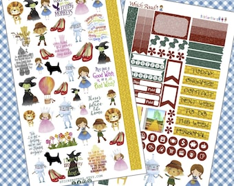 Which Road? Planner Stickers