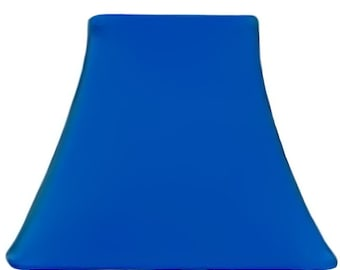 Royal Blue   SLIP COVERS For Lampshades