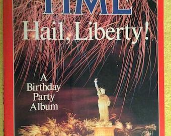 Time magazine, July 14, 1986