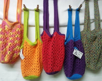 Eco-Friendly Cotton Market Bags