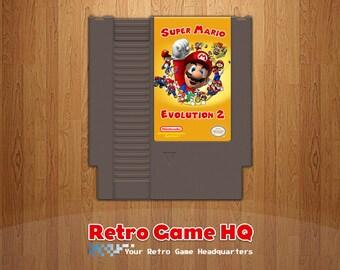 NES - Super Mario Evolution 2