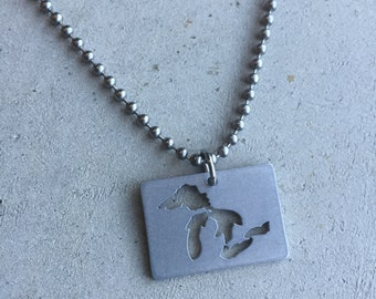 Great Lakes Pendant