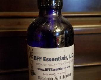 BFFE - Room and Linen Freshener: Lavender/Lemongrass 4 oz.