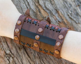 Women's Steampunk Cuff