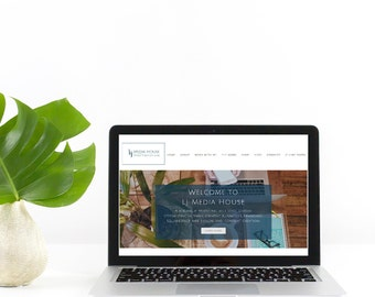 Custom Squarespace Website Design