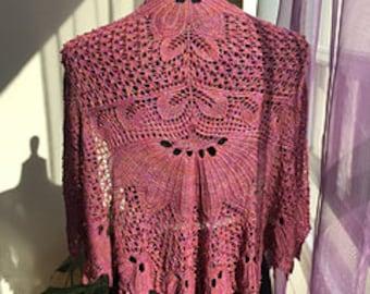 Melba shawl