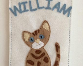 Cat Name Banner