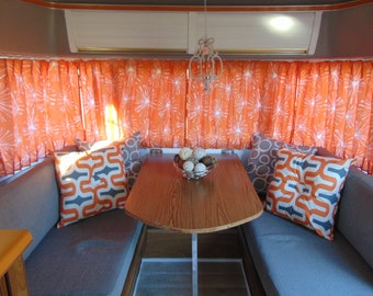 Airsteam and Airstream Argosy Curtains
