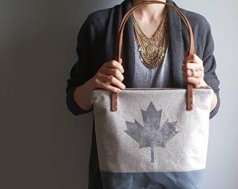 Canadian Maple Leaf Shoulder Bag