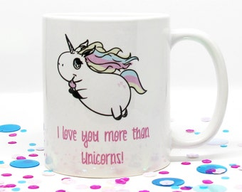 Mother's Day Gift, Coffee Mug, Unicorn Coffee Mug, Gift for Her, Gift for Him, Birthday Gift, Mom Coffee Cup, Unicorn Lover, Rainbow Unicorn