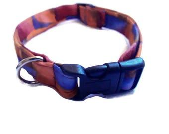 Luxury Dog Collar, Fancy Collars, Unisex Collars, Medium Adjustable, Handmade