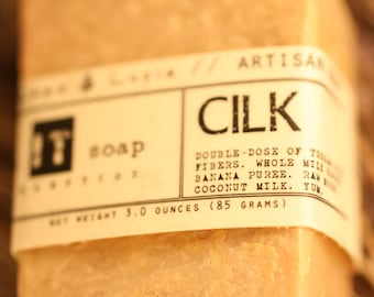 Cilk | the IT soap | Artisan Soap | Handmade Soap