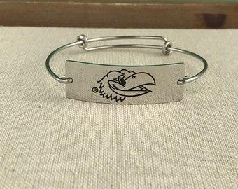 Jayhawk Bracelet