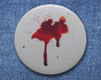 Blood Drip Pin