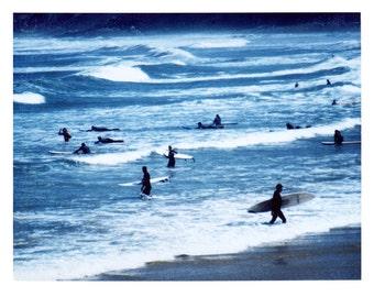 """Hawaii Photography Print Polaroid  Beach Art Matt Schwartz 8""""x10"""""""