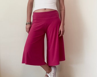 Cropped Jersey Tango Pants | , Dance Pants, Available in many colors , Ideal for tango practice | Tango Clothing