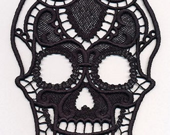 Masquerade Skull Gothic mask Halloween Mardi Gras Costume
