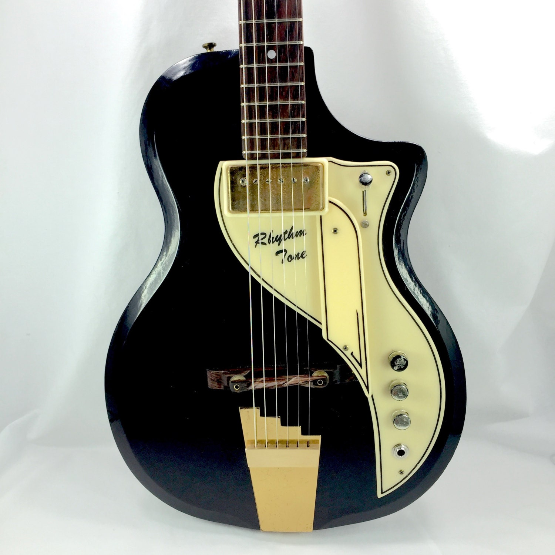 Vintage Guitar Supro Rhythm Tone 1957