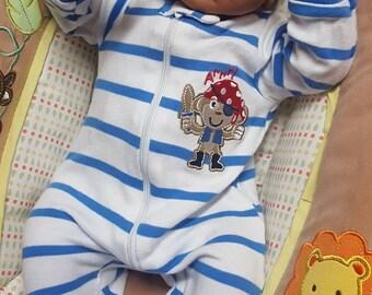 Reborn Baby boy Aisha ready to ship
