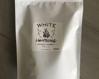 White Lightning - Non-Dairy Coconut Coffee Creamer