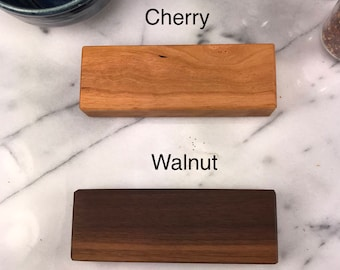 Wood Type / Cherry versus Walnut