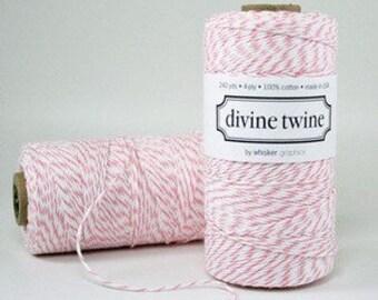 Divine Twine Pink