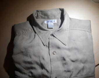 Vintage Shirt Late 80's or Early 90's   Size Large   by CLAIBORNE