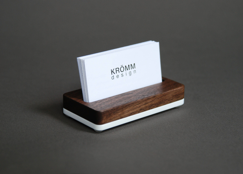 business card display