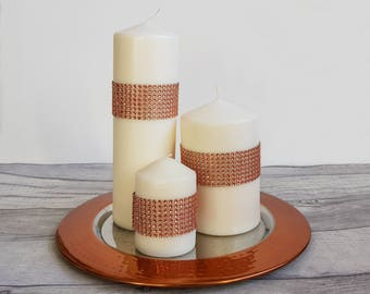 Scented Candle: Summer Morning