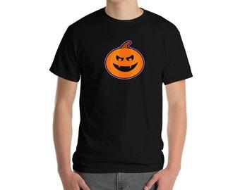Mean Jack-O-Lantern Halloween T-Shirt