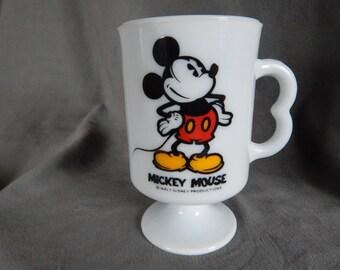 Walt Disney Mickey Mouse Mug Cup