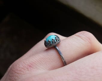 Turquoise Ring-size 5