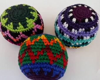 Cambodian hacky/Juggling balls