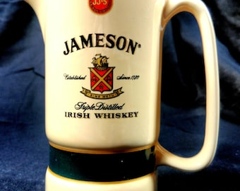 Jameson Mini Advertising pitcher/jameson/whiskey/french vintage/jameson whiskey