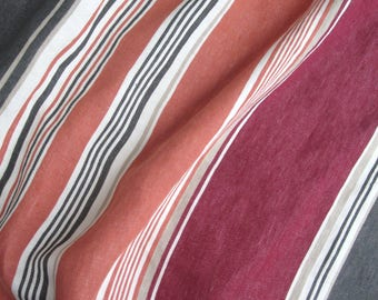 LUXUS_Outlet * 1 scarf made of origin strips by Soleil bleu