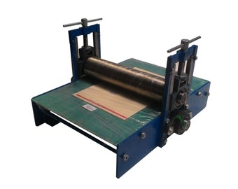 """mini etching press for printmaking with felt-12""""x18"""""""