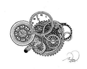 Clockwork 1:55