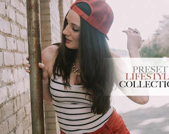 Lifestyle Collection - Bundle Preset - Adobe Lightroom Preset for 4, 5, 6 and CC