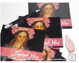 Mary Thank You Cards