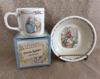 & Beatrix potter bowl | Etsy