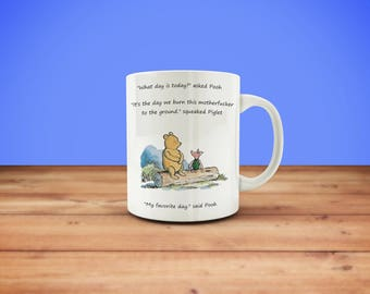 Winnie the Pooh's favourite day