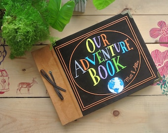 Our Adventure Book (Small)