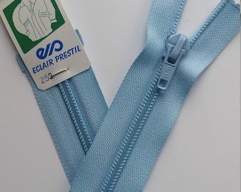 Baby Blue zipper separable